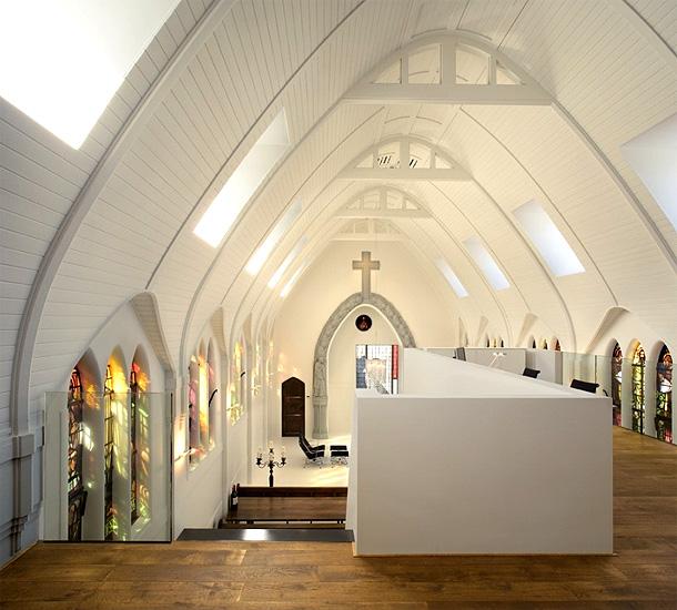 Zecc Architecten, Sint-Gregoriuskapel, Nieuwe Gracht Utrecht
